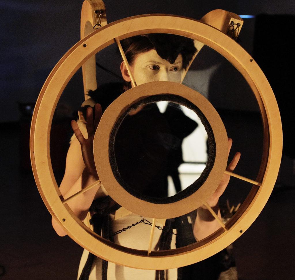 The Velvet Noose (Performance Harness Detail 1)