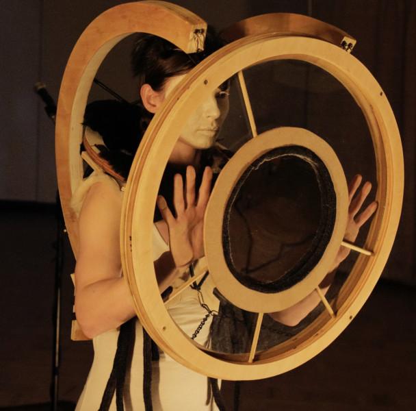 The Velvet Noose (Performance Harness). 2018